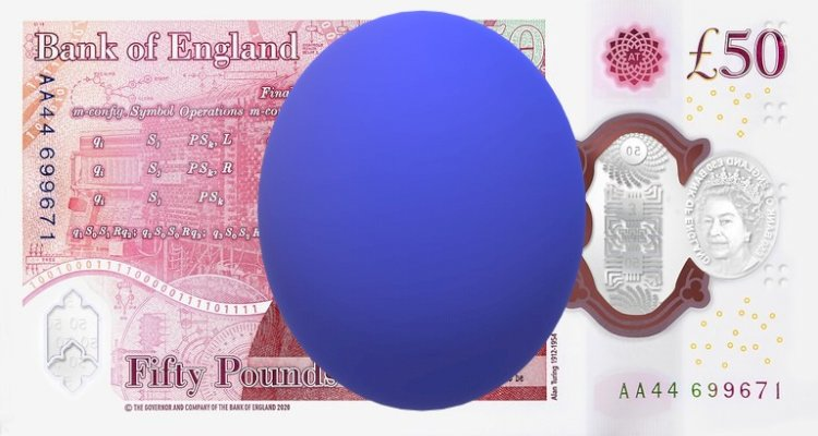 Who is on the new £50 banknote?
